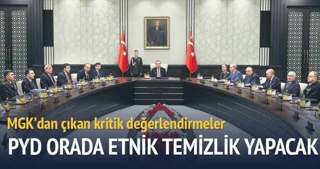 PYD-YPG-PKK ilişkisi açık