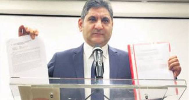 CHP'li vekil Aydın Doğan'ın sözcüsü oldu
