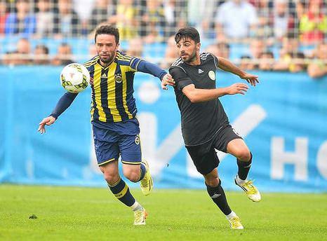 Fenerbahçeli yıldız şok etti