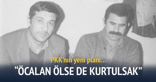 Cemil Bayık Öcalan'ın ölmesini bekliyor!