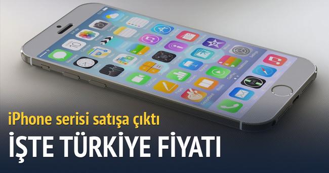 iPhone 6S serisi satışta
