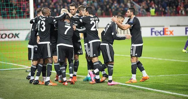 Beşiktaş'ın boşu yok