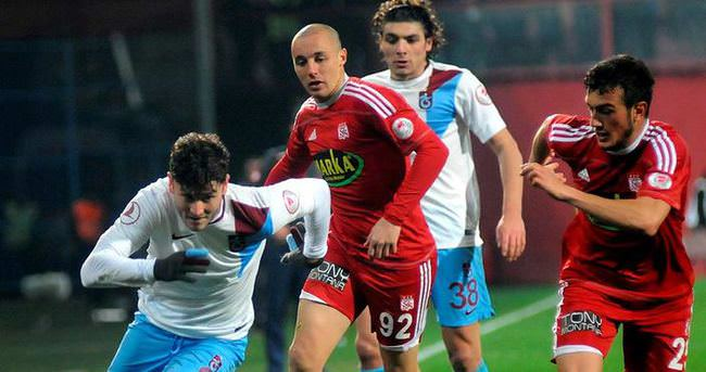 Sivasspor - Trabzonspor 21. randevuda