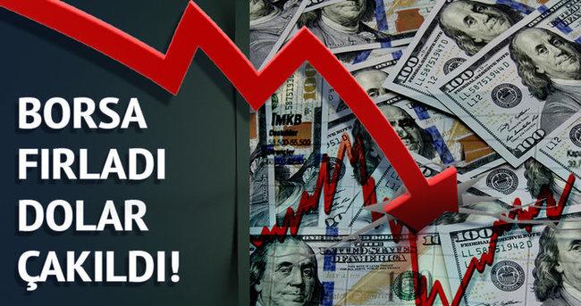 Borsa son 3 ayın en yüksek seviyesini gördü
