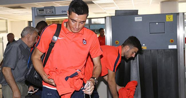 Trabzonspor Sivas'a moralsiz gitti