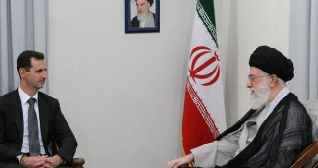 Esad İran'a gidiyor