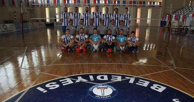 Şahinbey Belediyespor'un hedefi Avrupa kupaları