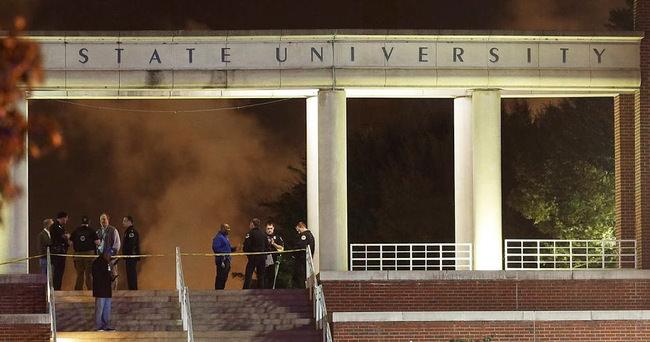 ABD'de üniversitede silahlı saldırı
