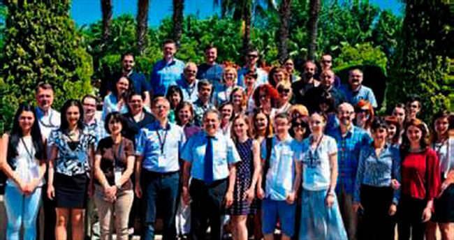 Erasmus buluşması Antalya'da olacak