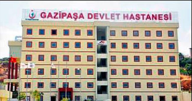 Gazipaşa'da hastane yeni binaya taşınıyor