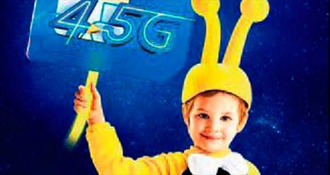 Turkcell'de 4.5G SIM kartları ücretsiz
