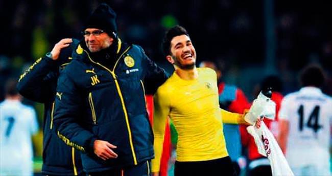 Klopp, Nuri Şahin'i Liverpool'a çağırıyor