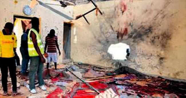 Boko Haram'dan 2 camiye intihar saldırısı: 45 ölü