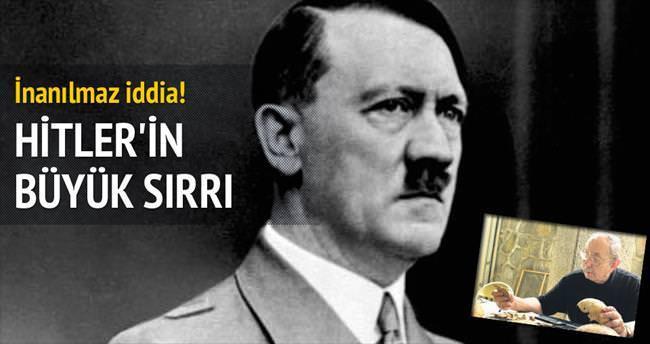 Hitler'in kafatası için inanılmaz iddia
