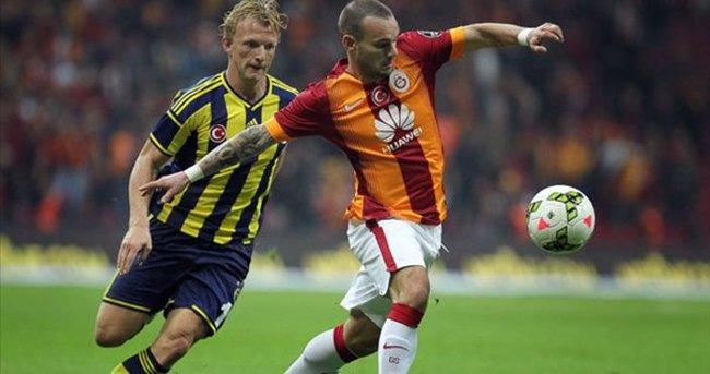 Fenerbahçe ile Galatasaray 381. randevuda