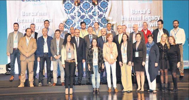 Bursa'nın termal mirası dünya vitrinine çıktı
