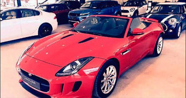 Yeni Jaguar modelleri İzmir'de