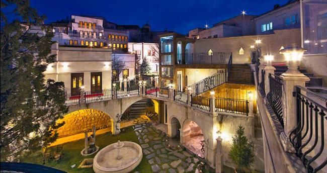 Başkentlinin Kapadokya'daki evi: Satrapİa Hotel