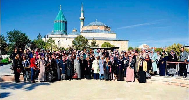 Altındağlılar Konya'da