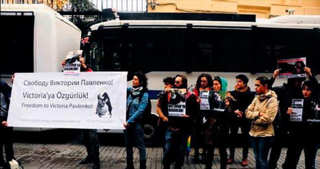 Rus 'Panter Emel' için eylem