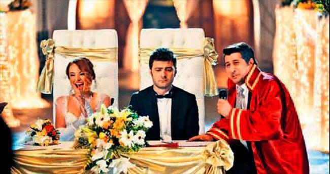 Masal gibi bir düğün