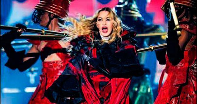 'Asi Madonna'nın gecesi