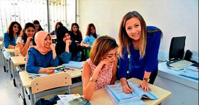 Konyaaltı'dan öğrencilere kurs
