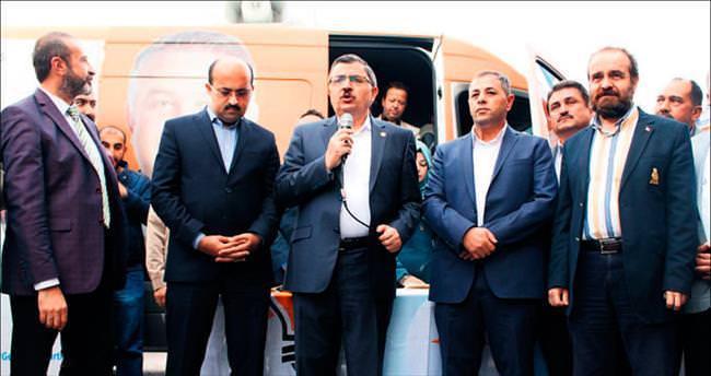 CHP'li aşiret AK Partili oldu