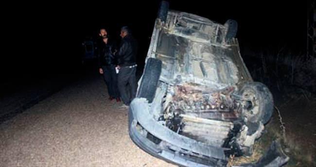 Haymana'da trafik kazası: 3 yaralı