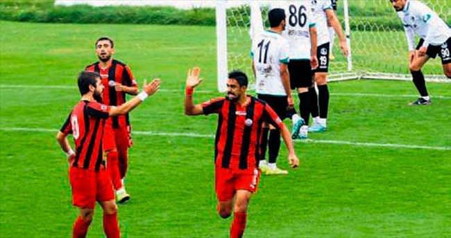 Adliyespor Sakarya'yı elinden kaçırdı
