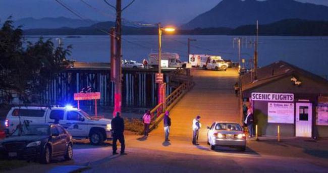 Kanada'da tekne battı: 4 ölü