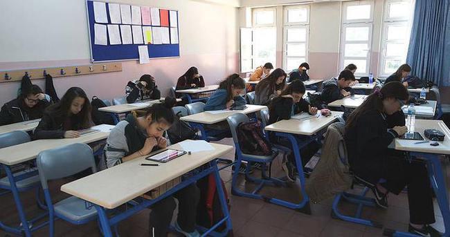 Elektronik değerlendirme sınavı ilk kez yapıldı