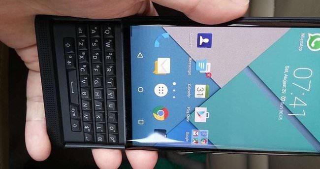 Blackberry Priv teknik özellikleri ve fiyatı