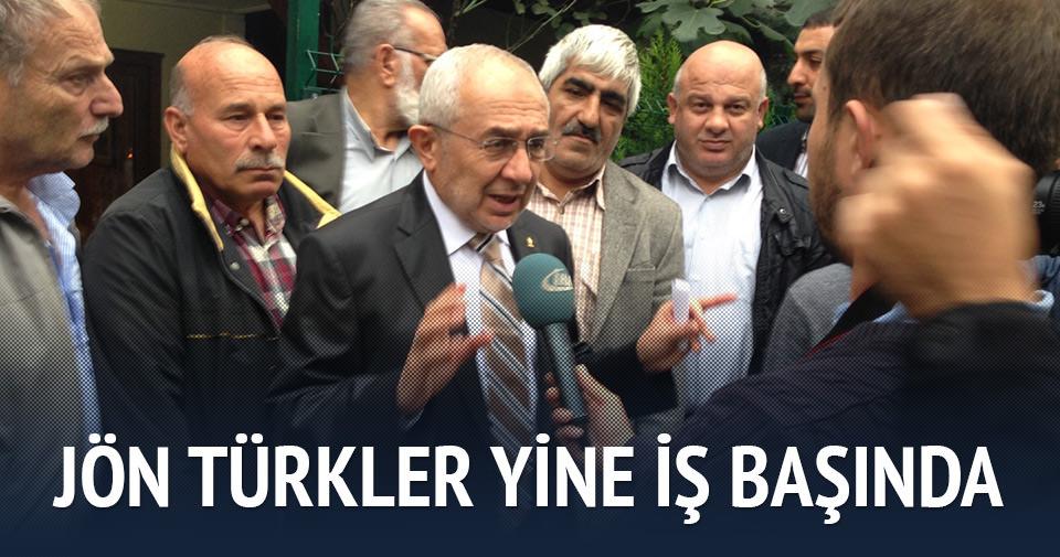 Jön Türkler iş başında