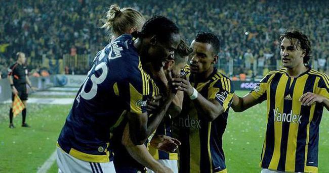 Fenerbahçe ikinci yarıda düşme hattında!
