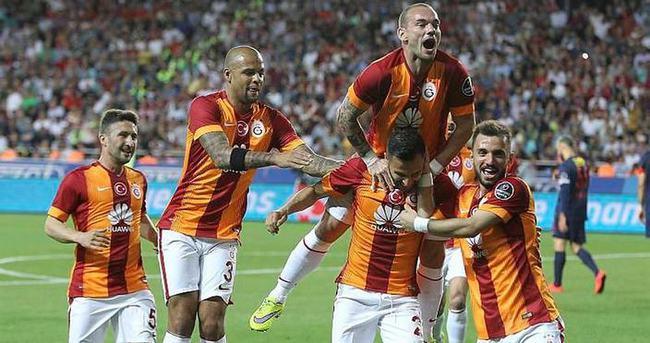Galatasaray 41 gündür yenilmiyor