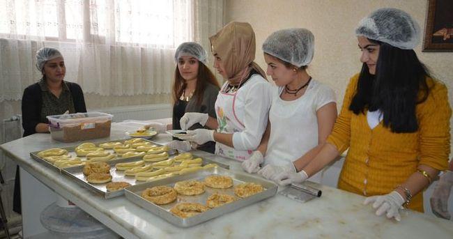 Yüksekova'da kadınlar işlerinin patronu oluyor!