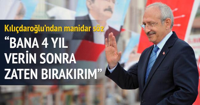 Kılıçdaroğlu'ndan ilginç açıklamalar