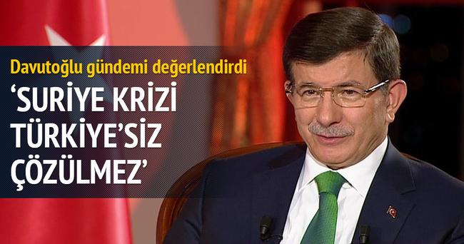 Başbakan Davutoğlu soruları cevapladı
