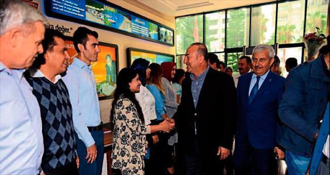 Atatürk hedef koydu AK Parti yapıyor
