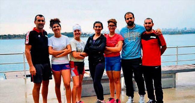 Adana TOHM kürekçileri Türkiye kupasına gidiyor