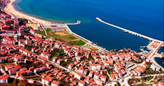 Şile'ye dev liman