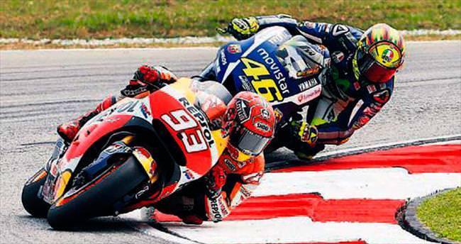 Valentino Rossi hedef tahtasında