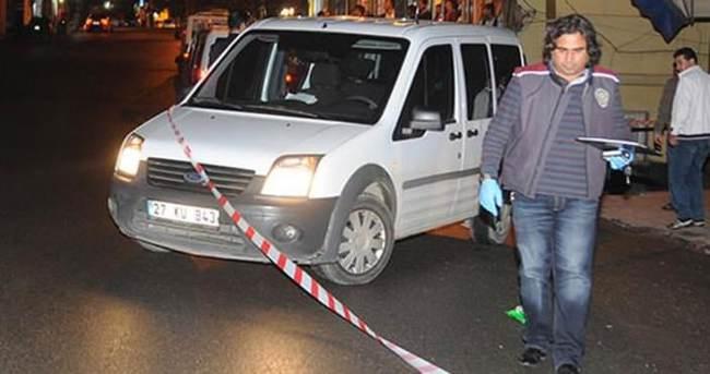 Gaziantep'te komisere hain saldırı