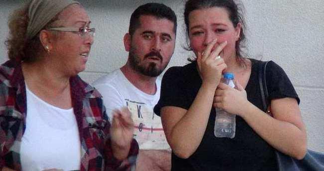 Boşandığı eşini kızının gözü önünde öldürdü