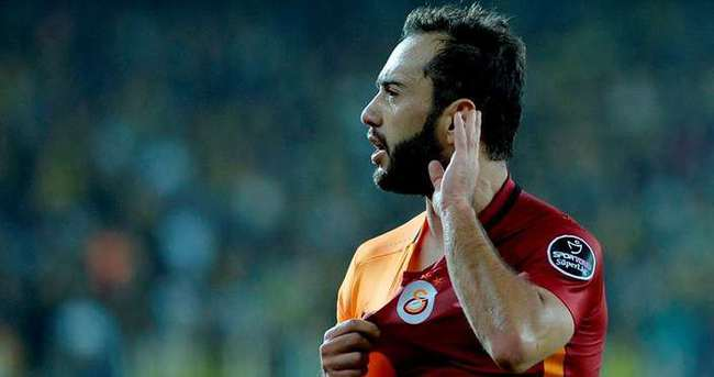 Fenerbahçe'de oynarken de Galatasaraylılığımı gizlemedim