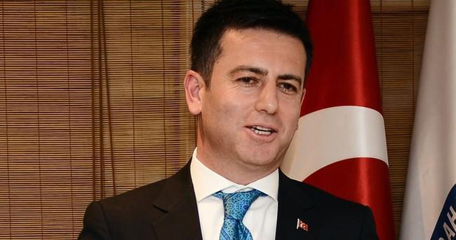 İhracatı en az gerileyen ülke Türkiye'dir!