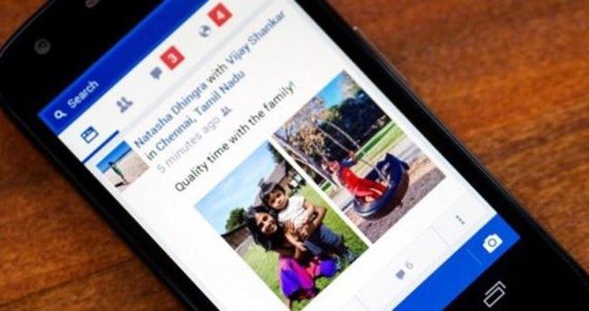 Facebook'a yeni bildirim sistemi geliyor