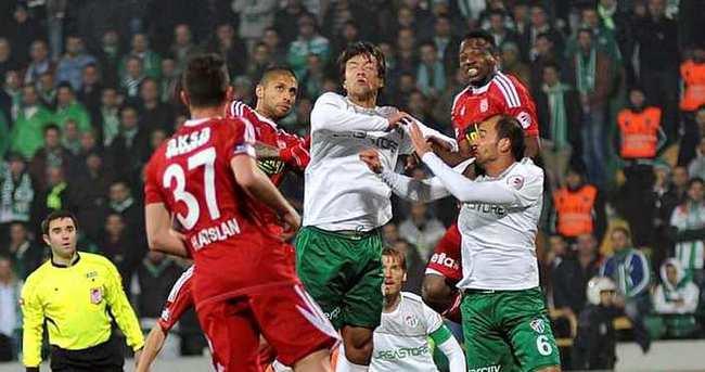 Bursaspor - Sivasspor maçı ne zaman hangi gün saat kaçta?