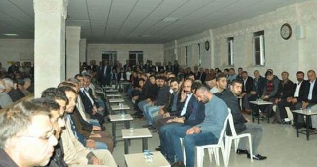 Mardin'de bir aşiret daha AK Parti dedi